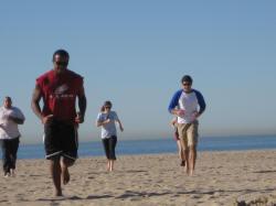 fitness in Santa Monica