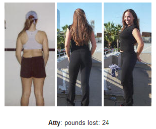 atty's weight loss