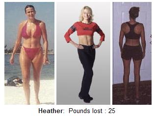 25lb weight loss