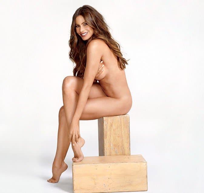 sophia vegara nude