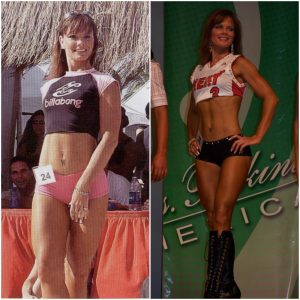 Emily Kirby Fitness America Competitor