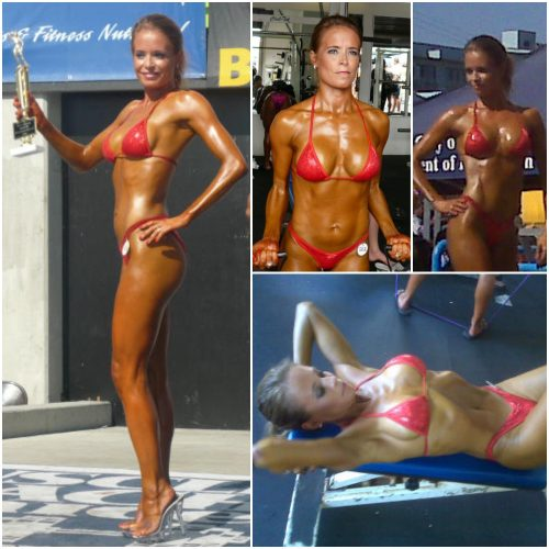 Hanna muscle beach figure 2008