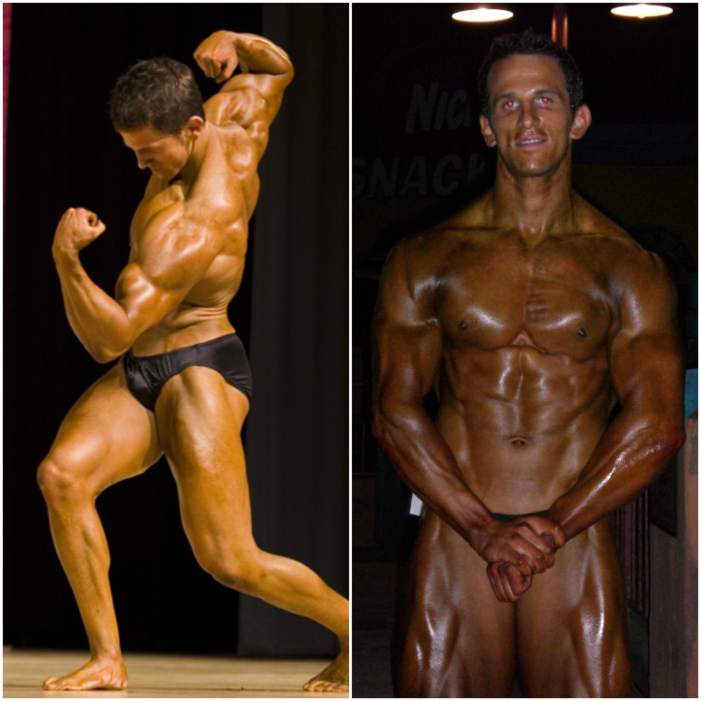 Larry Musclemania California and World