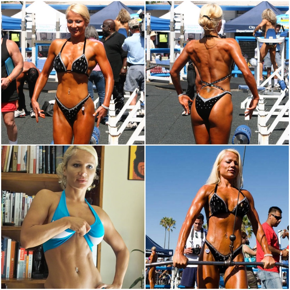 NABBA Miss Figure America and Miss Muscle Beach