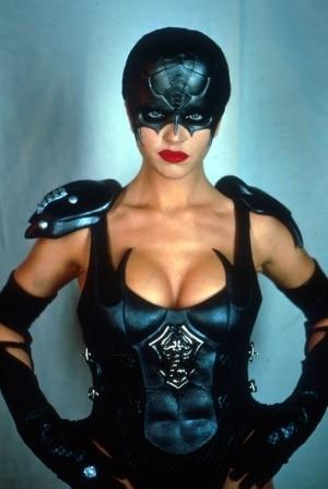 Michelle Lintel as Black Scorpion