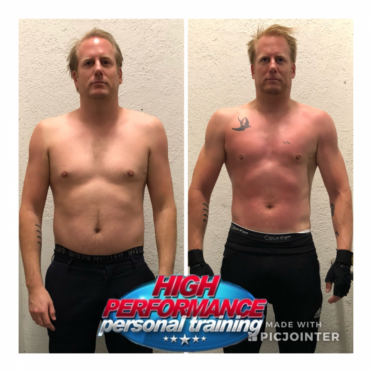 matters before and after 8 weeks