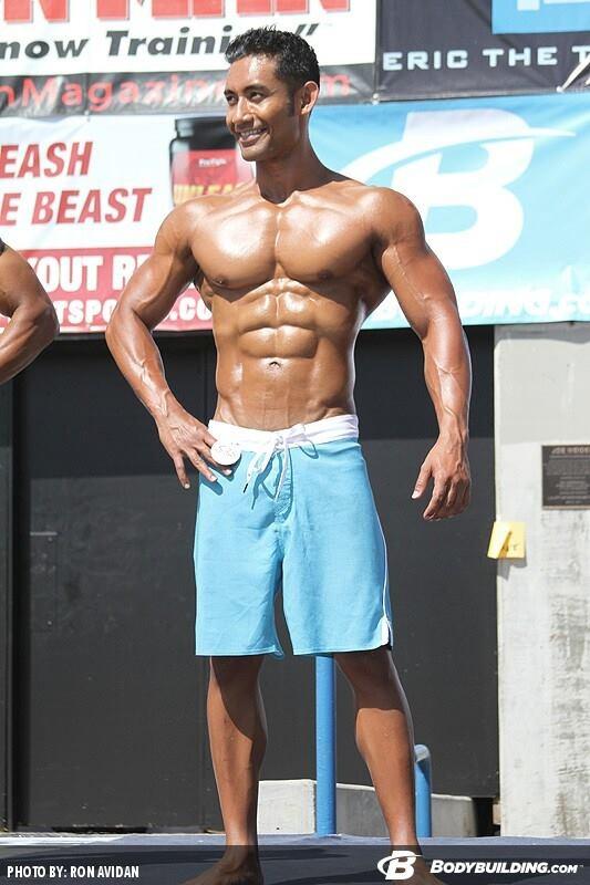 Mr. Muscle Beach 2014 July 4