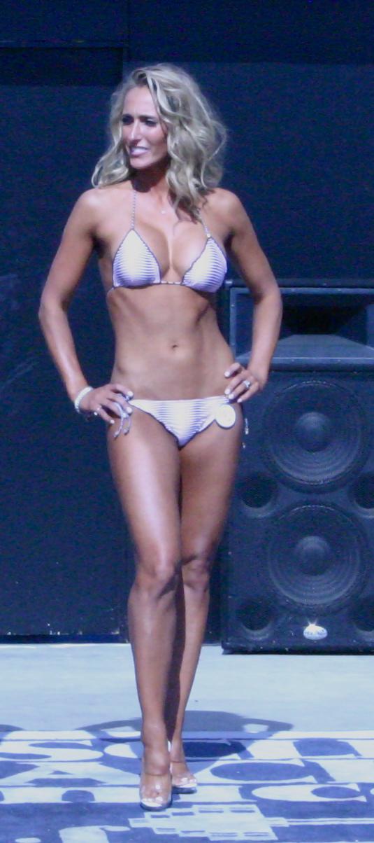 personal trainer Kim