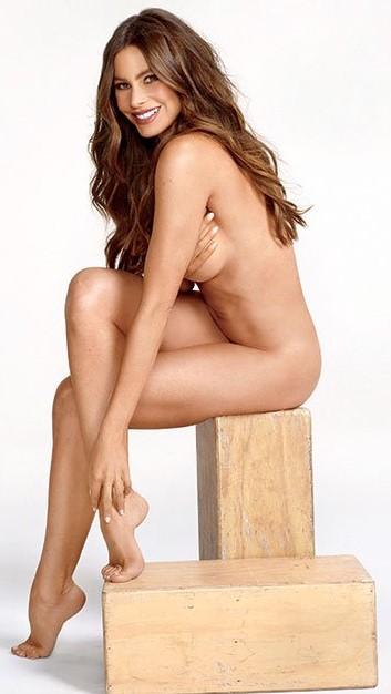 Sofia Vergara nude trainer